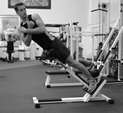 Dorsal raises are bad for your low-back